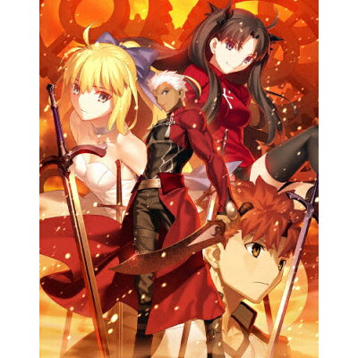Fate/stay night[Unlimited Blade Works]Blu-ray Disc Box Standard Edition(通常盤)/Blu-ray Disc/ANSX-14891